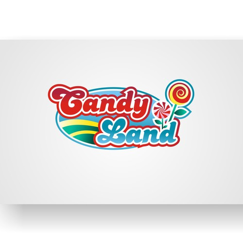 Help Candyland with a new logo