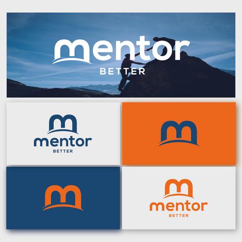 Bold Logo concept for Mentor Better