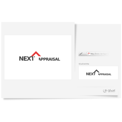 Logo for Real Estate Appraisal company