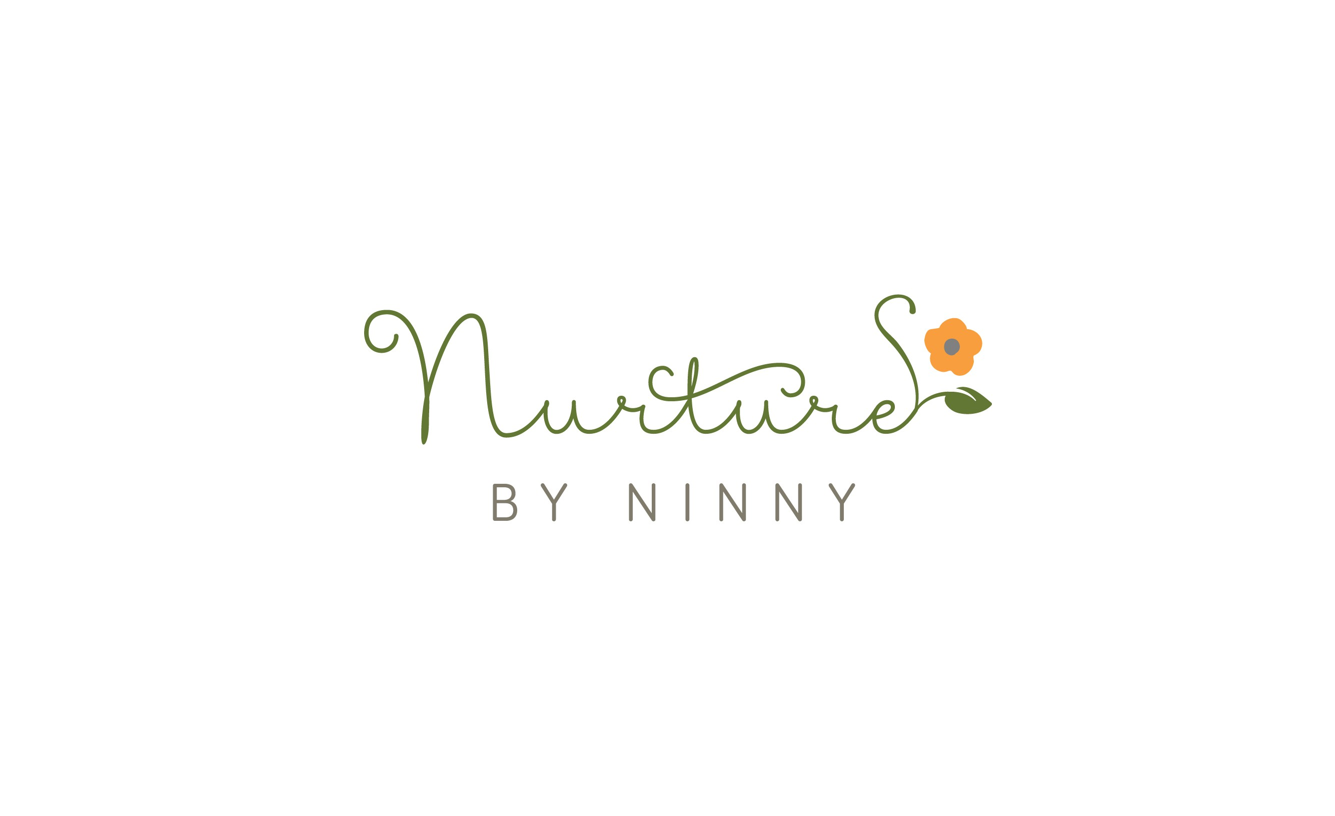 Create a Nurturing and Organic vibe for Nurture by Ninny's logo :)