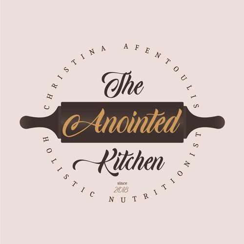 Logo concept for a holistic kitchen.