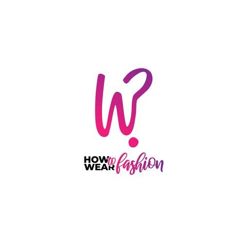 Unique Logo Concept for fashion website