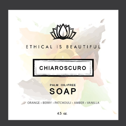 Design Ethical is Beautiful labels and help save orangutans!