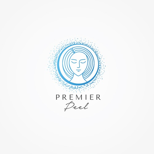 Cosmetic-beauty-spa logo concept