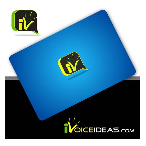 Logo needed for iVoiceIdeas.com