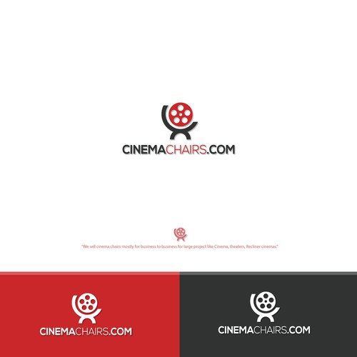 Logo for CinemaChairs