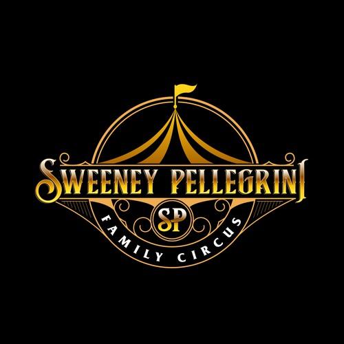 Classic logo design for a Circus Company
