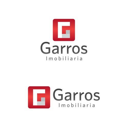 Create the next logo for Garros Imobiliária