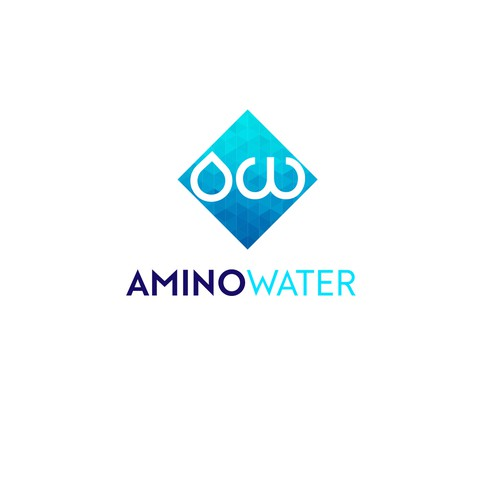 logo for water drink