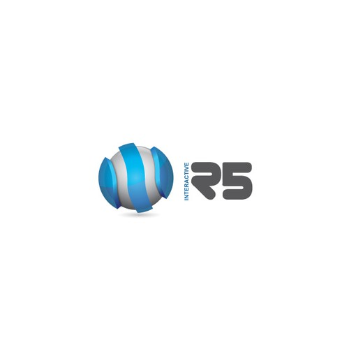 New Logo Design wanted for R5 Interactive