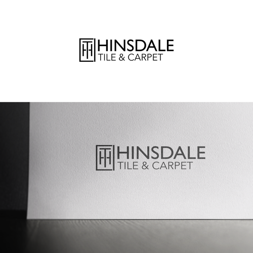 Logo design for Hinsdale