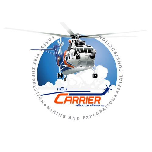 Illustration for Heli Carrier Helicopters