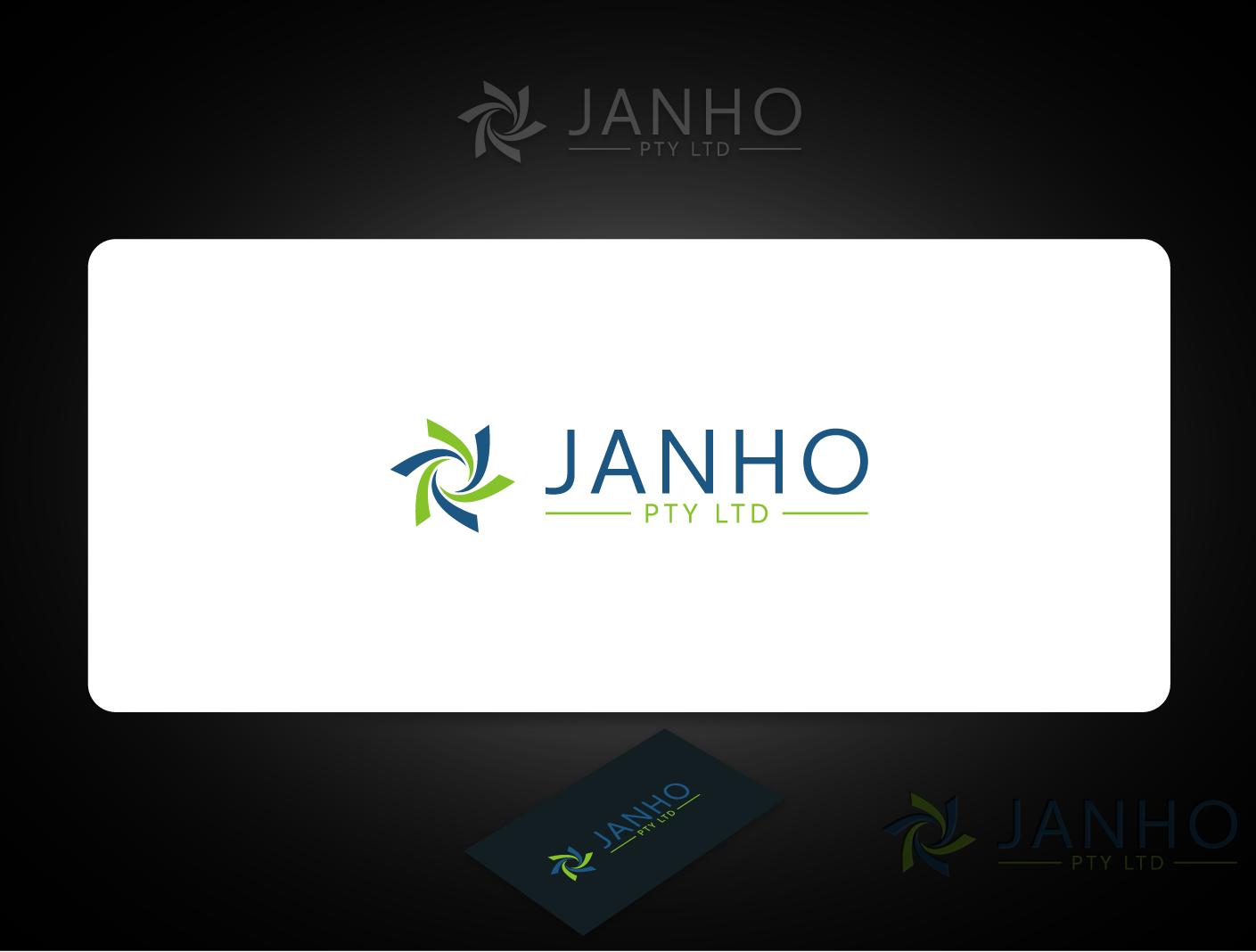 Help Janho Pty Ltd with a new logo