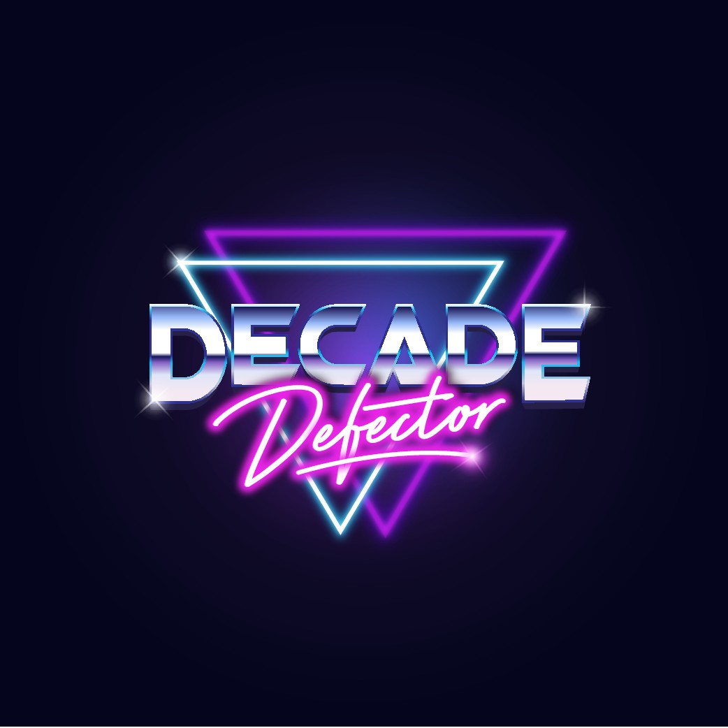Synthwave artist needs an '80s inspired logo