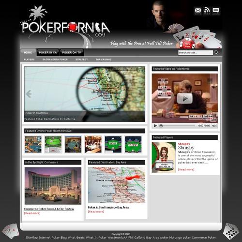 Play Poker in California