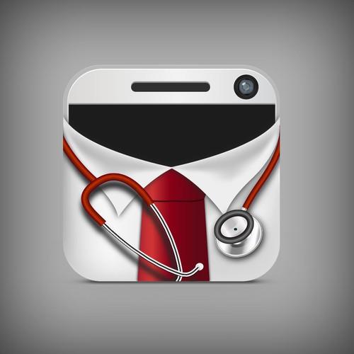 Telemedicine app icon
