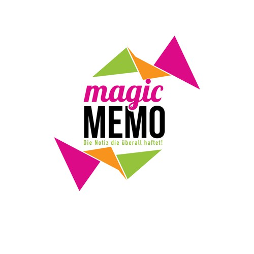 Magic Memo logo
