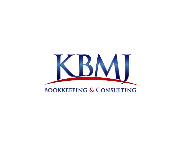 Create the next logo for KBMJ Bookkeeping & Consulting