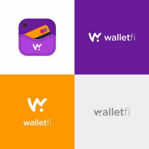 Logo Concept for Walletfi