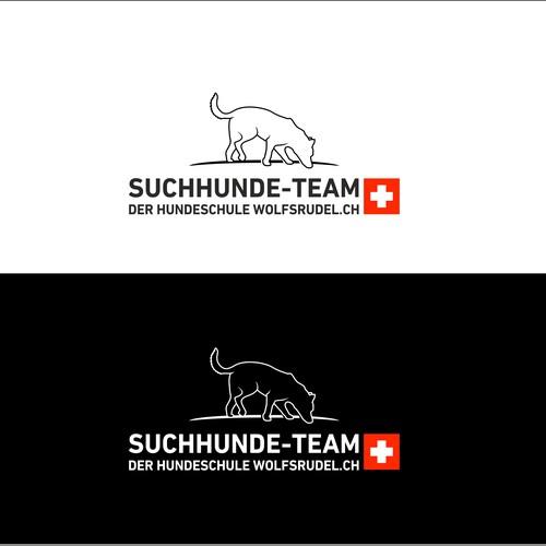 Logo für Suchhunde-Staffel