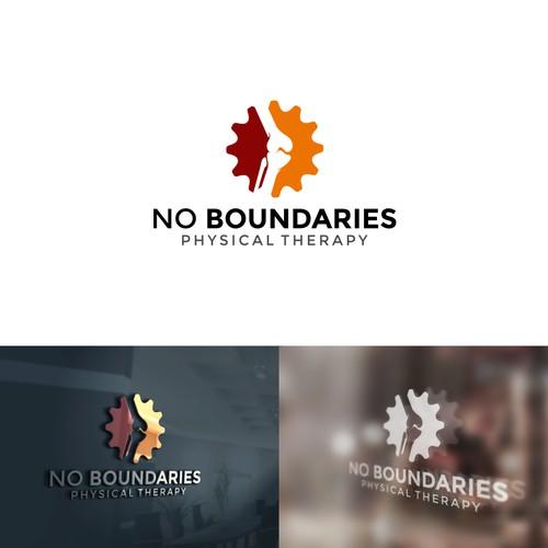 Logo for NO BOUNDARIES