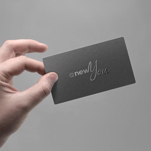 A New You Logo Design