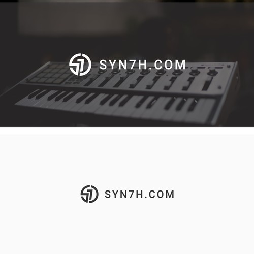 Logo for Synthesizer Instrument Website