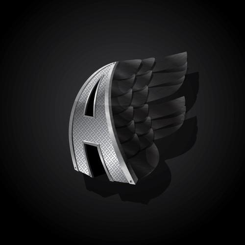 AF logo option 2 b