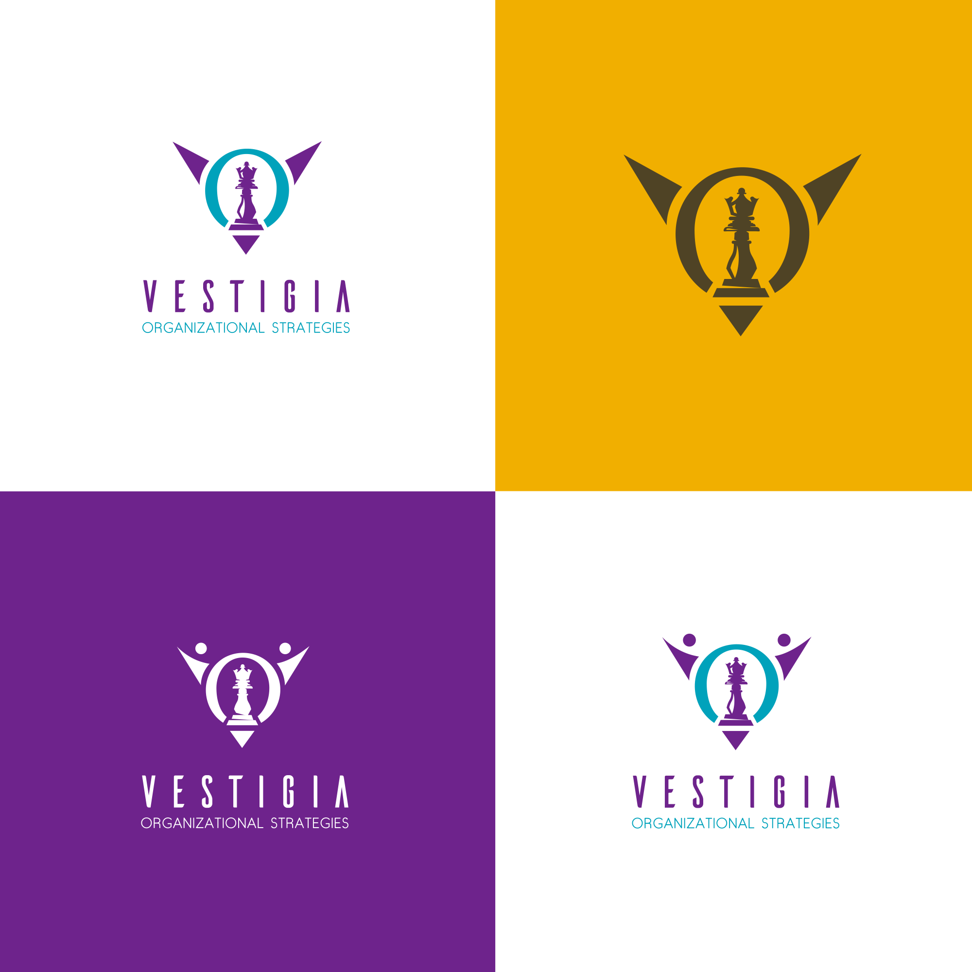 Looking For A Logo That Conveys Strategic Excellence