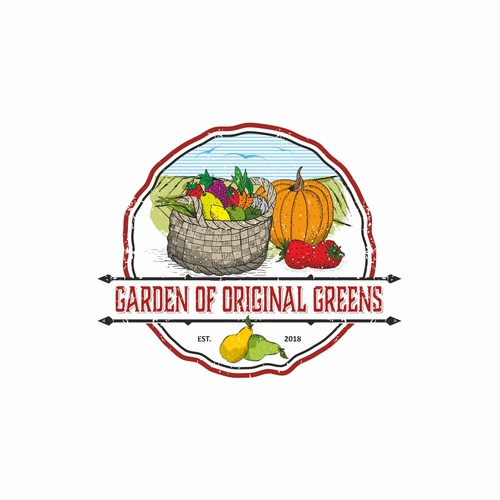 Garden Of Original Greens