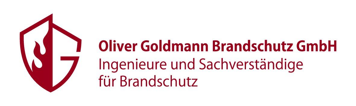 Oliver Goldmann Brandschutz GmbH. Wir brauchen ein klassisches und zeitgemäßes Logo (Ingenieurwesen