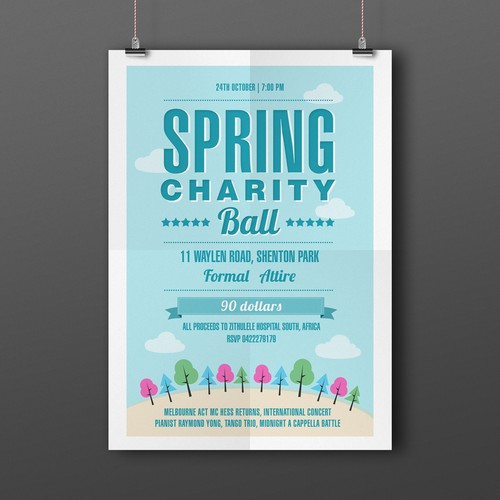 Spring Charity Ball