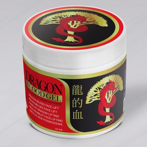Dragon Blood Gel