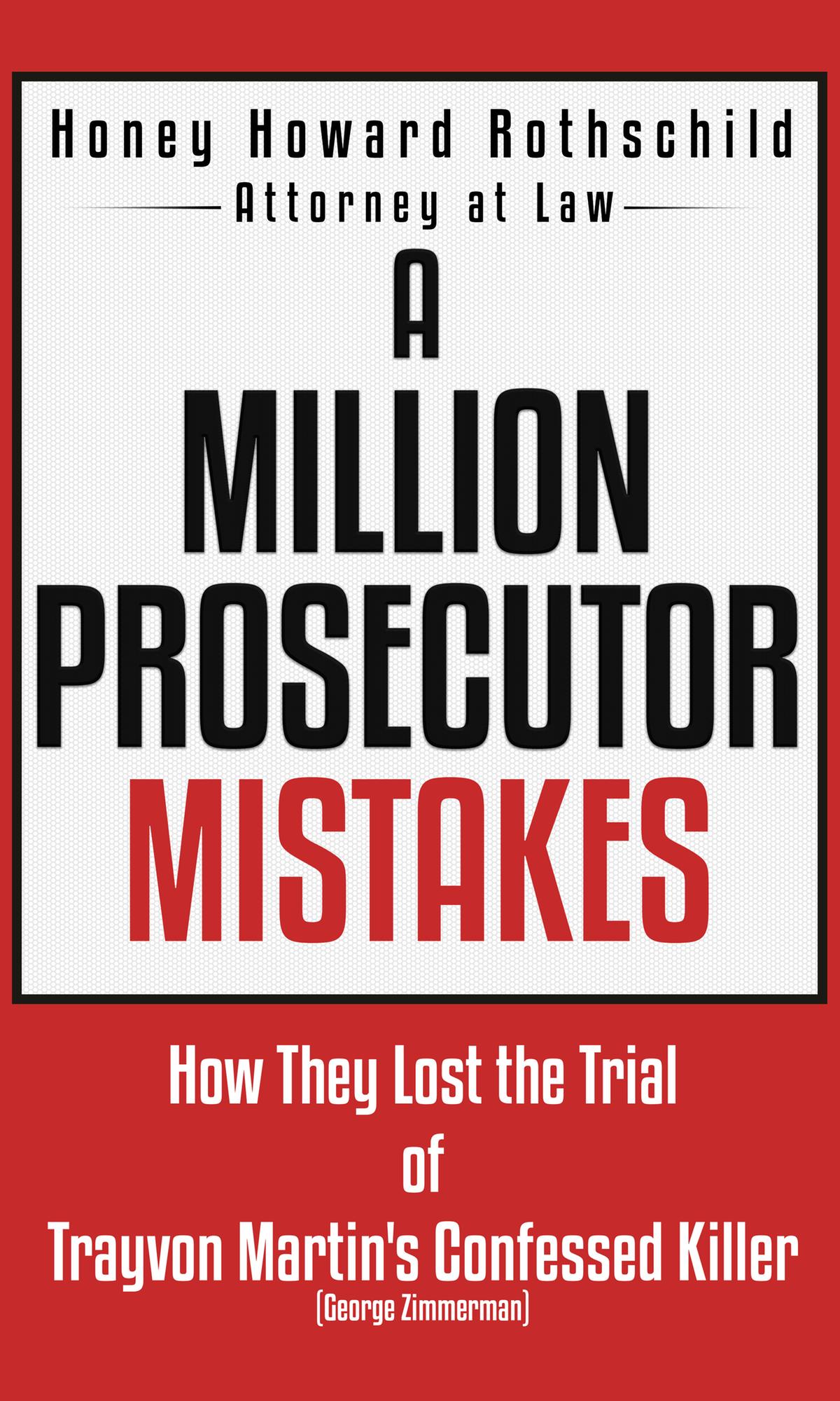 Design a book cover about a high profile murder trial