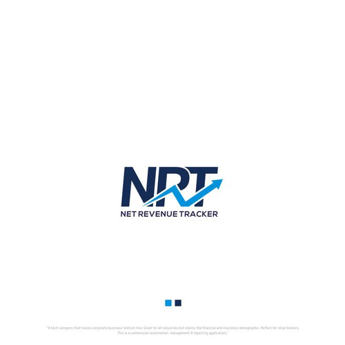Logo design for NRT