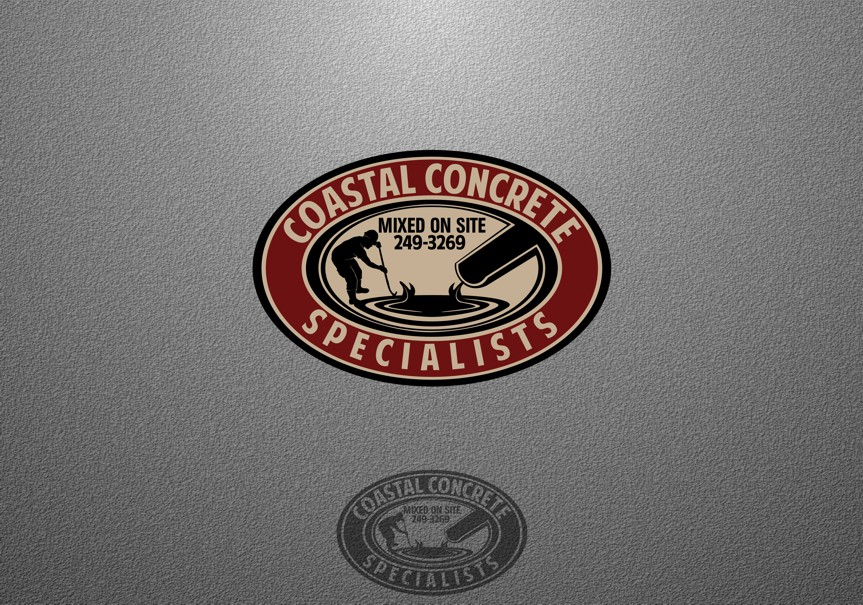 New logo wanted for Coastal Concrete Specialists