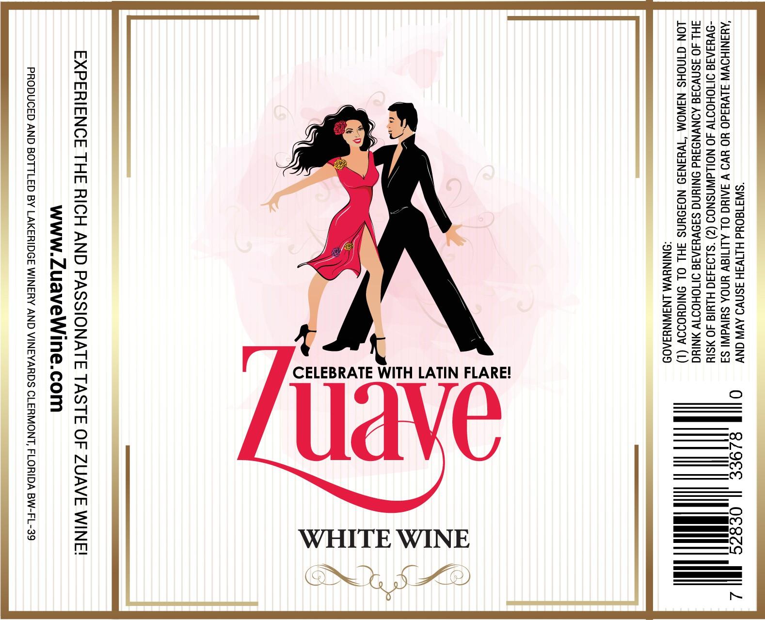 Zuave Wine Label Refinements