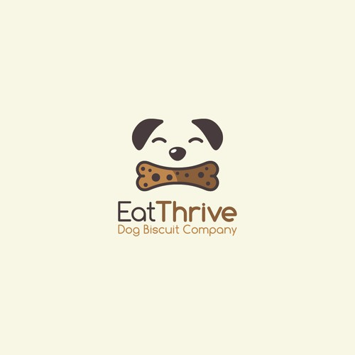 Eat Thrive Dog Biscuit Company