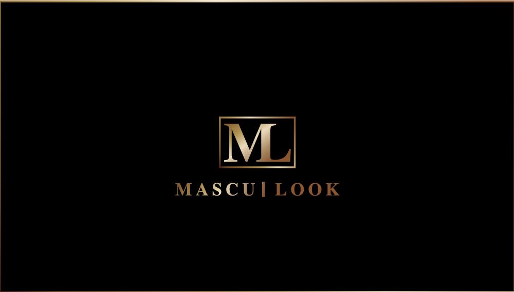 Erstellt ein maskulines Logo für Männer-Ästhetik + Pflege