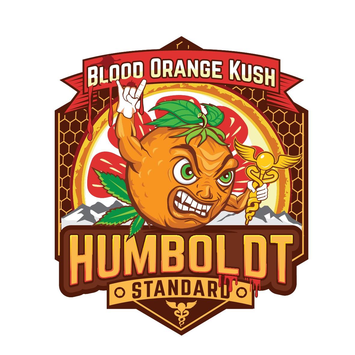 Humboldt Standards Blood Orange Kush