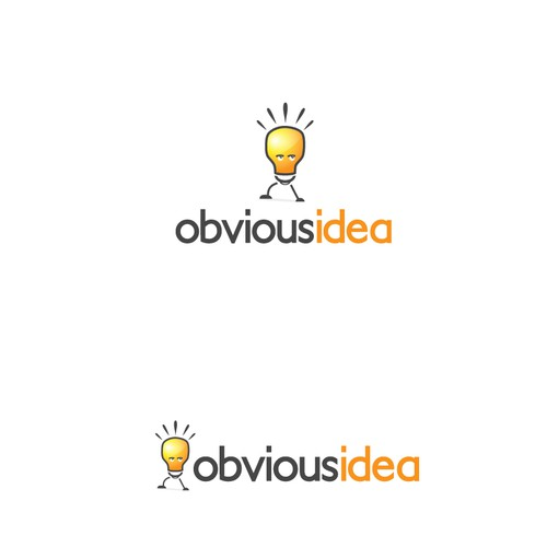 Logo for ObviousIdea.com - High-tech software and web service