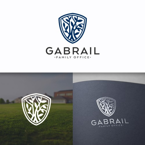 Trustworthy logo for family office