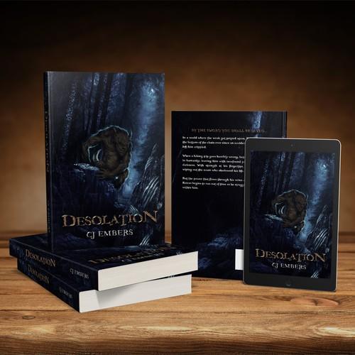 Desolation, by CJ Embers