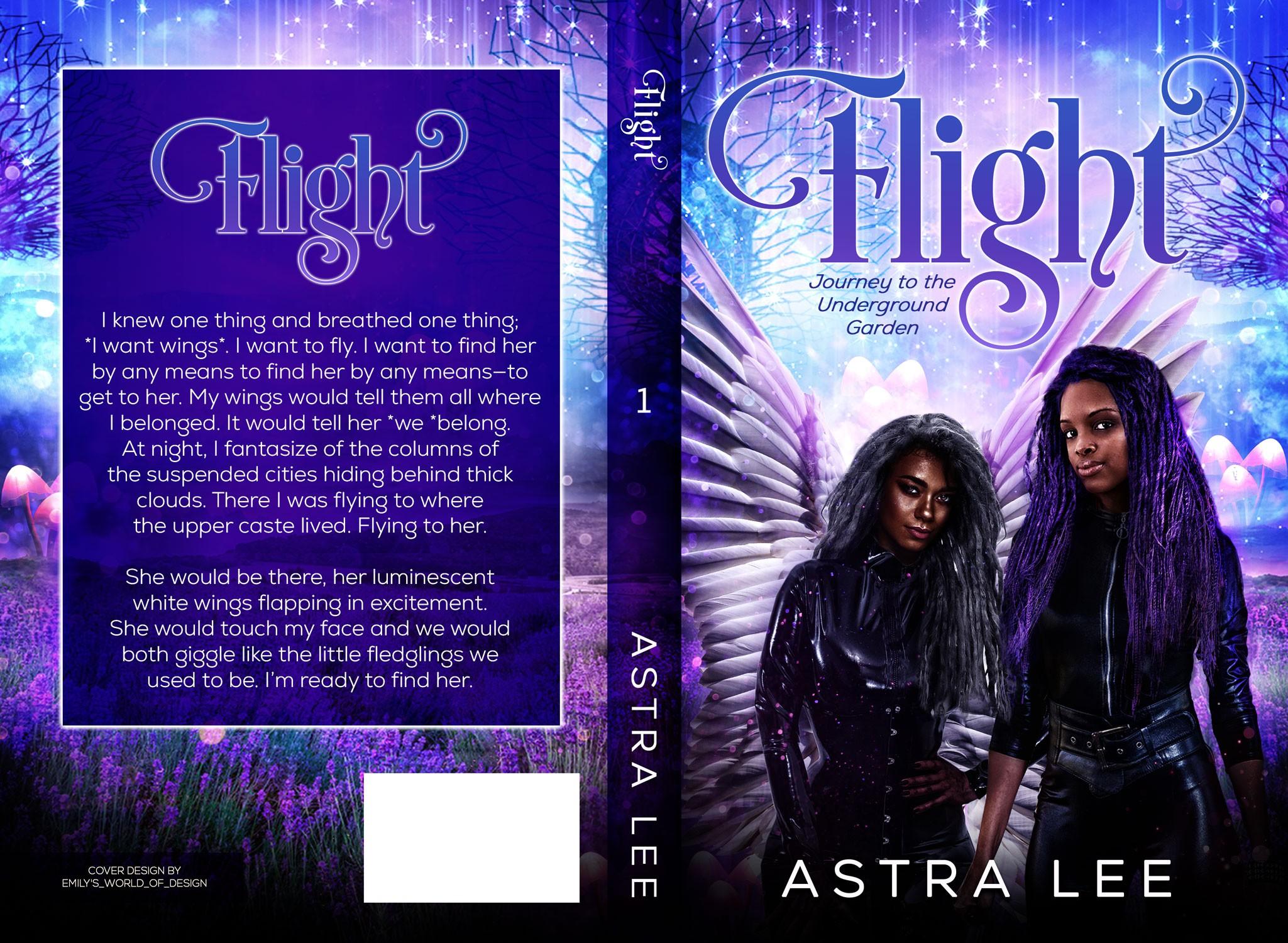 Book Cover for a fantasy novel.