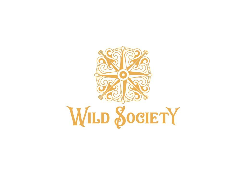 "Design intrigue for a ""secret society-esque"" Glamping Resort logo"
