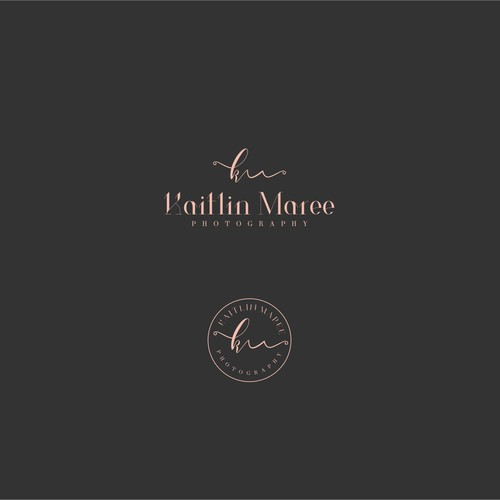 Luxurious and delicate logo needed for Wedding and Lifestyle Photographer!