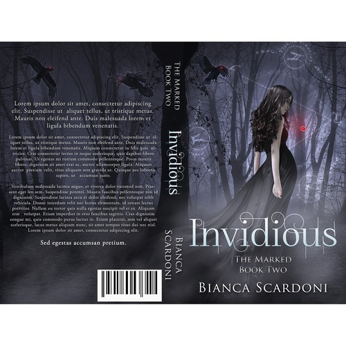 Book Cover - Invidious
