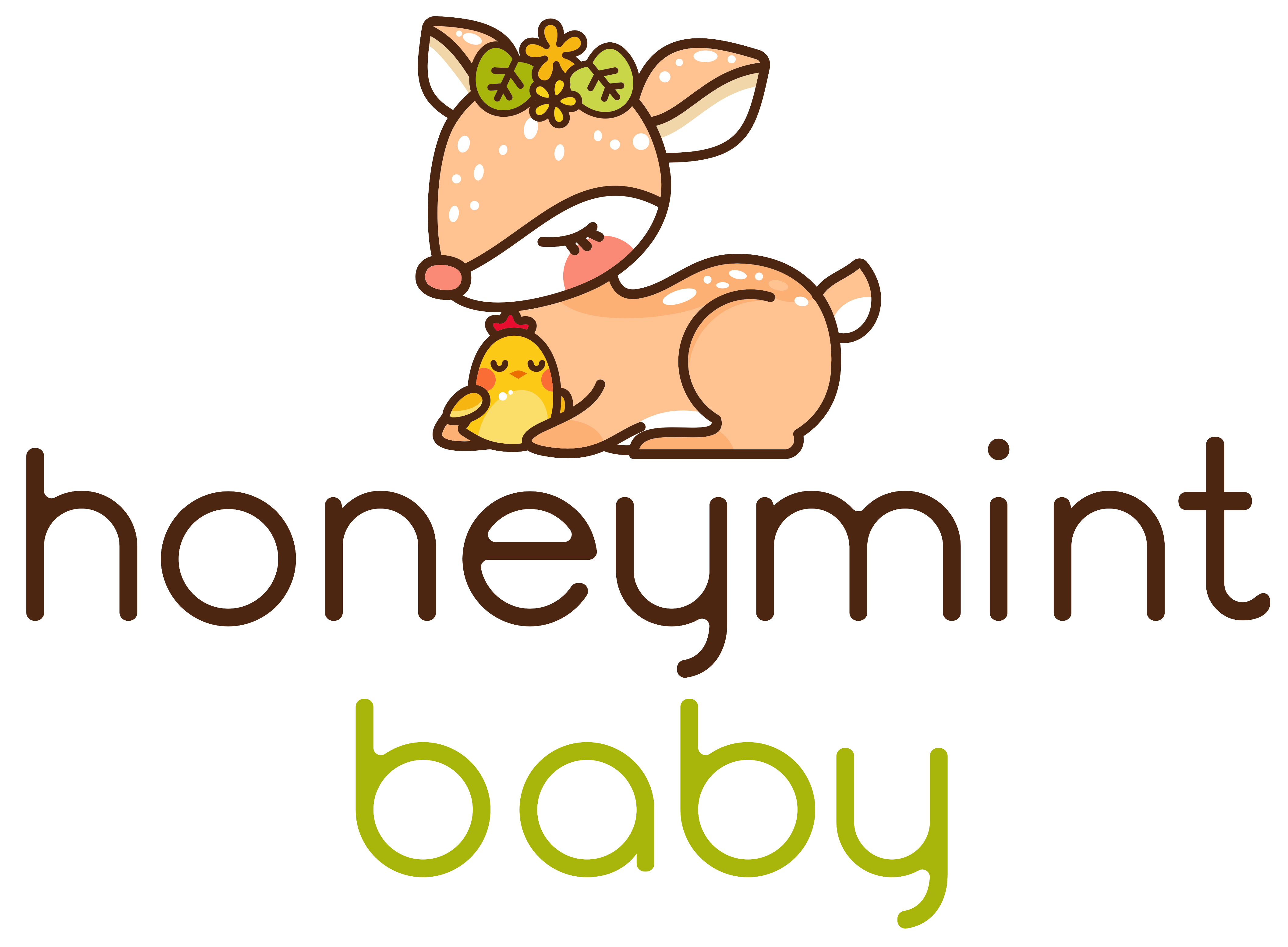 Design a Sweet & Modern Logo for Baby Company
