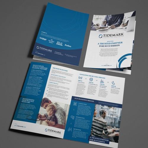 Tidemark Design brochure