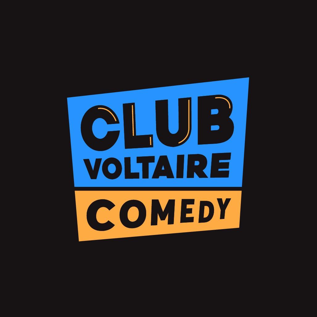 Design a fresh logo for a stand up comedy show